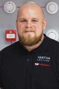 Matias Anttila HälytyskeskusPuh. 050 469 3132